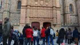 turistas universidad semana santa