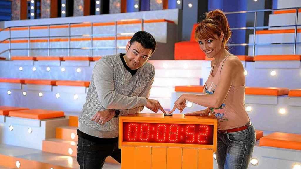 El presentador saltó a la televisión nacional con 'Justo a tiempo'.