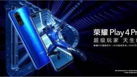 Nuevos Honor Play 4 y Play 4 Pro: 5G, gran batería y con termómetro integrado