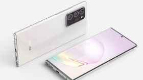 Nuevos datos de la cámara del Samsung Galaxy Note 20 Plus
