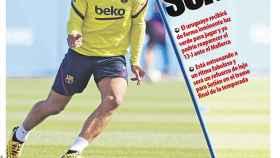 Portada Mundo Deportivo (04/06/20)