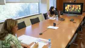 Reunión telemática de la Fundación del Festival Internacional de Teatro Clásico de Almagro