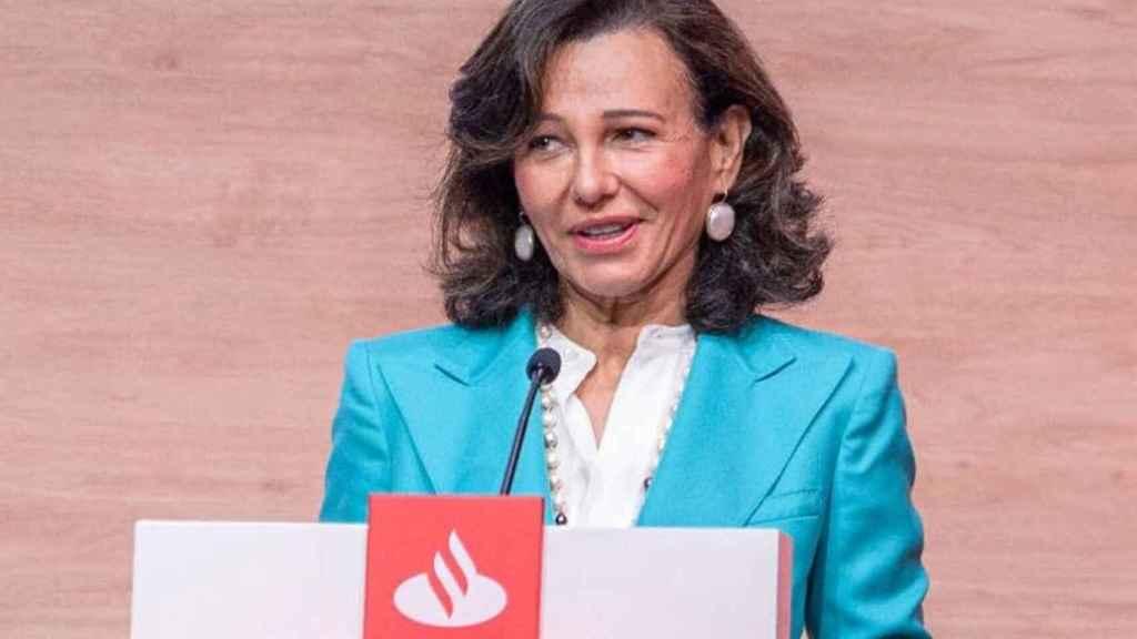 Ana Patricia Botín./