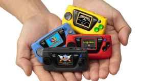 La nueva Game Gear Micro es absurdamente pequeña