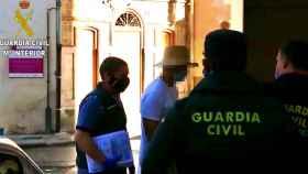 Nacho Vidal, entrando en los juzgados de Xàtiva, el viernes pasado.