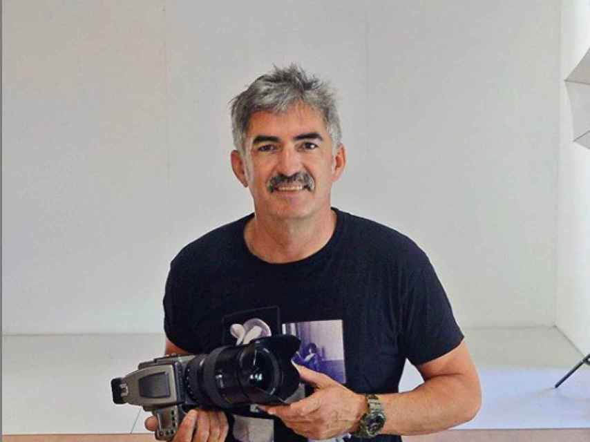 José Luis Abad era fotógrafo de moda.