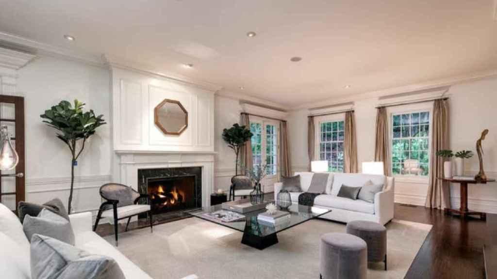 La casa de Kutcher y Kunis tiene una superficie construida de casi 700 metros cuadrados.