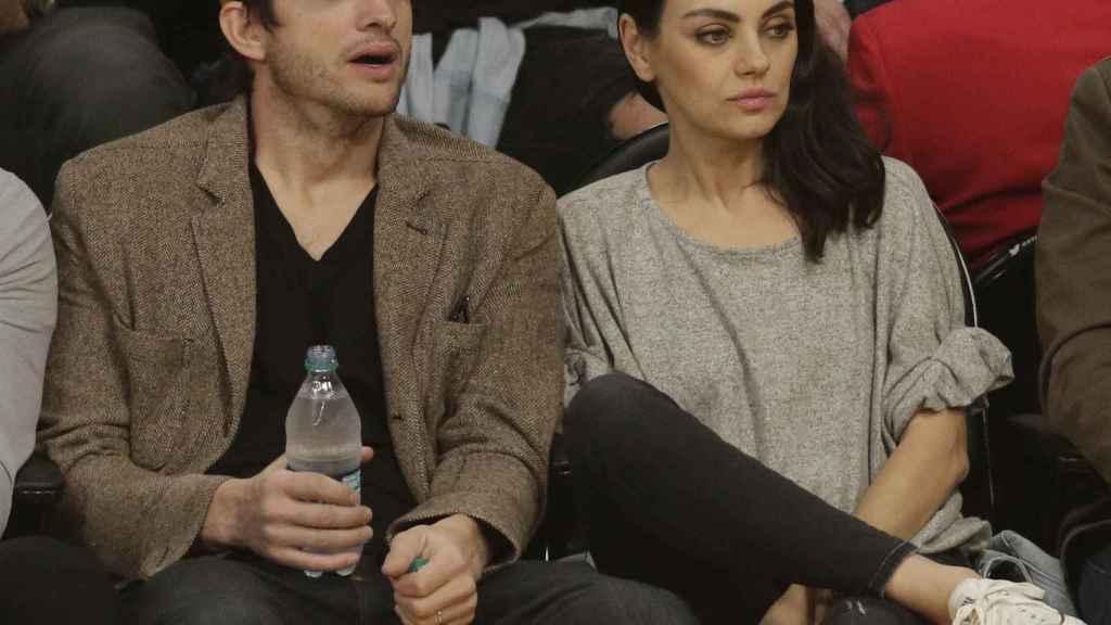 Ashton Kutcher y Mila Kunis están actualmente viviendo en su segunda residencia.