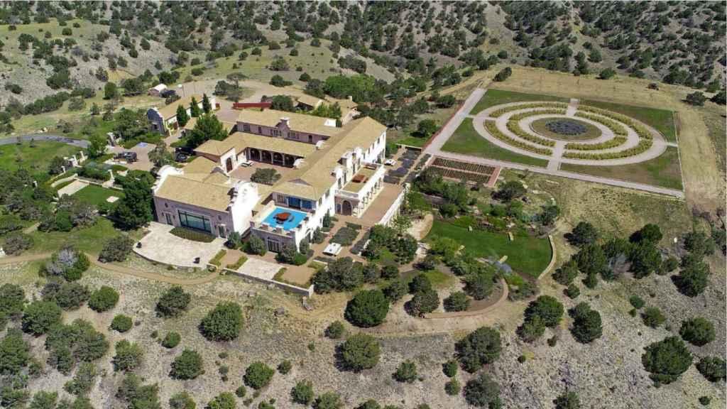 Rancho de Nuevo México de Epstein.