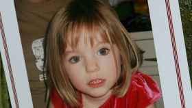 La pequeña Madeleine McCann en una fotografía.