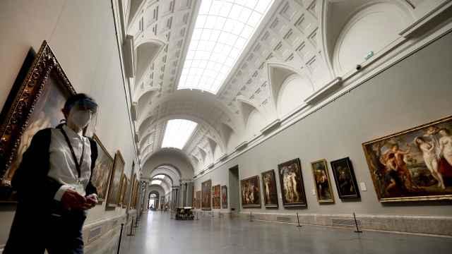 La nueva normalidad del Museo del Prado.