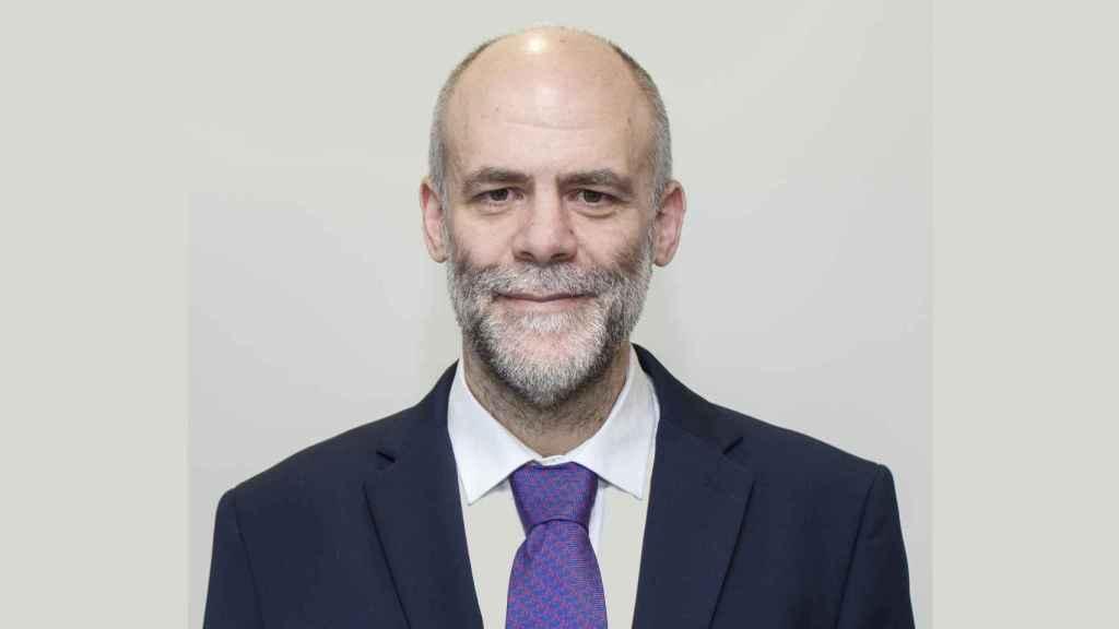 Ángel Álvaro Sánchez, responsable de i+D de Thales Alenia Space