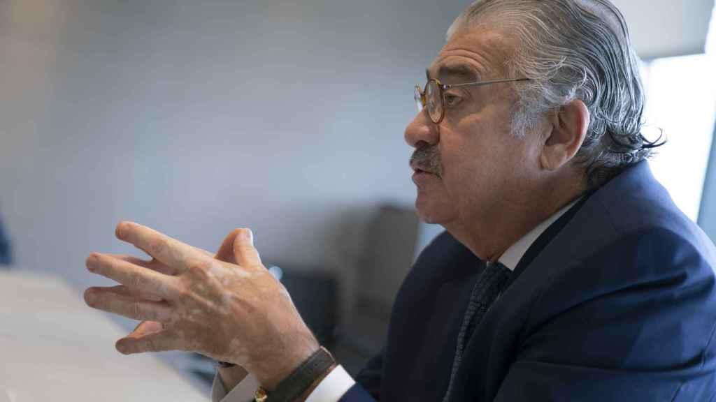 José Bogas, en la entrevista con Invertia.