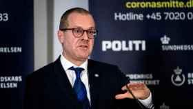 Hans Kluge , director regional de la OMS para Europa