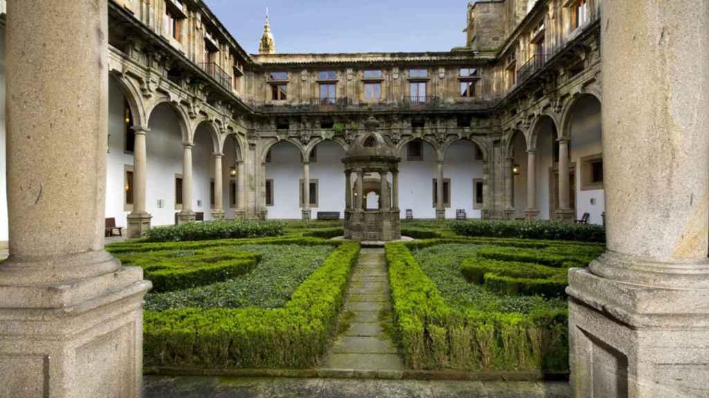 Parador de Santiago de Compostela.