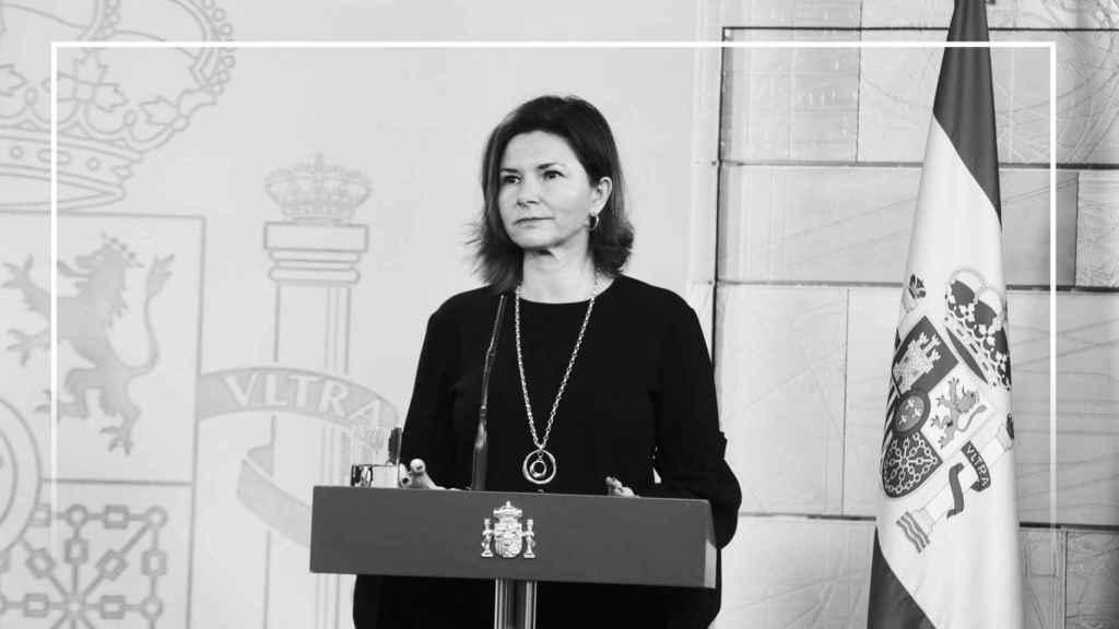 María José Rallo, secretaria general de Transportes y Movilidad del Ministerio de Transportes, Movilidad y Agenda Urbana.