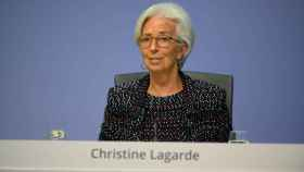 La presidenta del Banco Central Europeo (BCE), Christine Lagarde