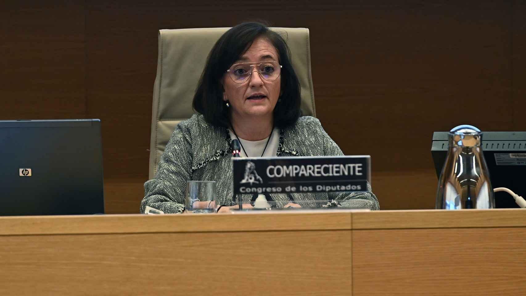 Cristina Herrero, presidenta de la AIReF.