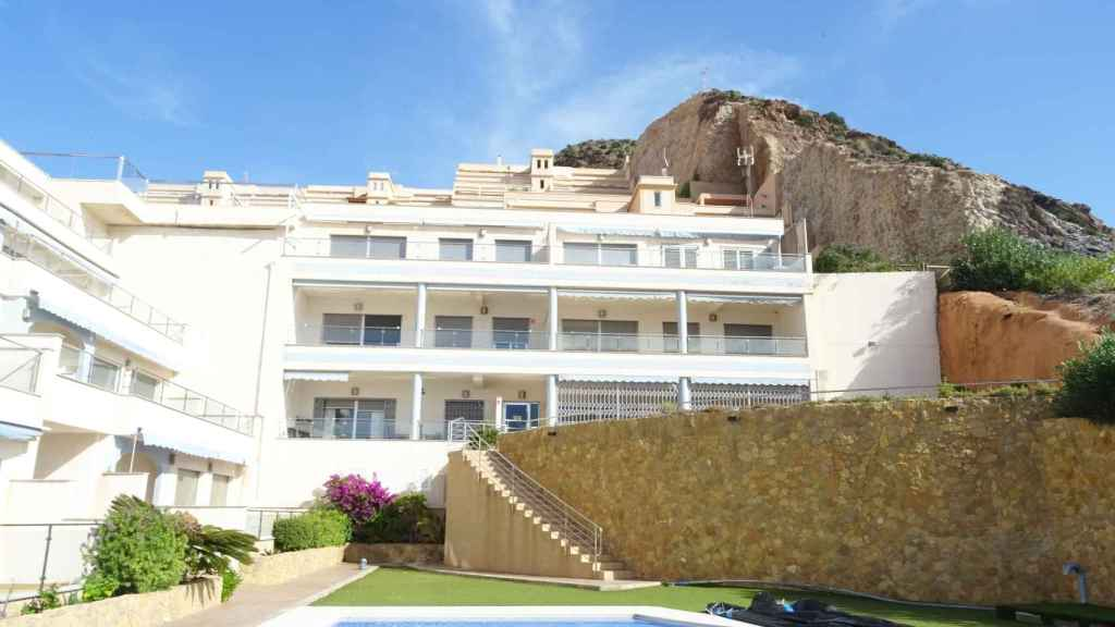 Residencial en Águilas (Murcia) incluido en la campaña de Haya Real Estate.