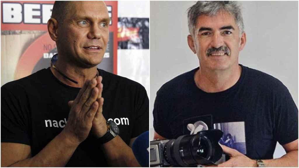 Nacho Vidal y Abad, el fotografo fallecido en su chalet