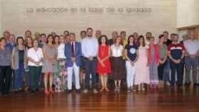 Imagen de archivo del Consejo Escolar de CLM