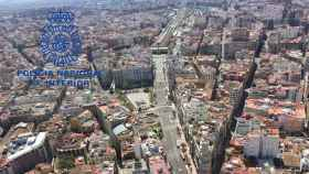 Una panorámica de Valencia