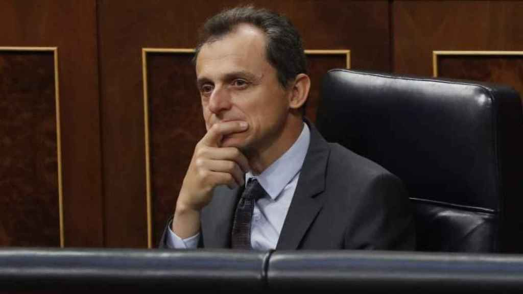 El ministro de Ciencia e Innovación, Pedro Duque. Efe.