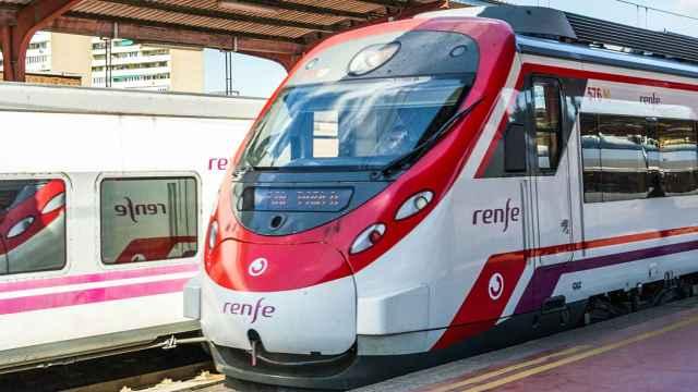 Es un proyecto para los trenes y estaciones de Cercanías.