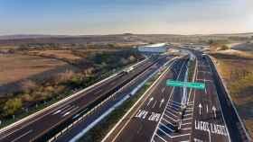 Imagen de una autopista operada por Abertis.