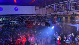 Discoteca Espacio Estilo de Oviedo.