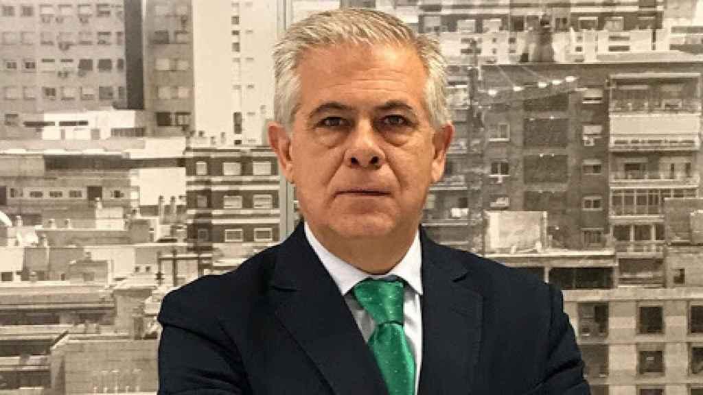 Pedro Embid, director general de Avalmadrid.