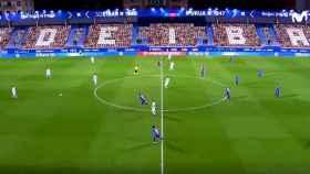 El público virtual que se podrá ver en la retransmisión de los partidos de La Liga hasta el final de la temporada 2019/2020