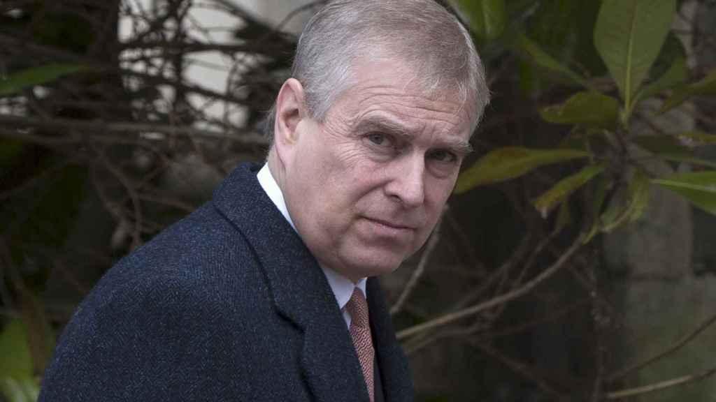 Andrés de York se retiraba de la vida pública por su amistad con Jeffrey Epstein.