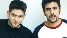 Estopa, los hermanos Muñoz.