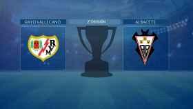 Horario y en qué canales ver el Rayo Vallecano - Albacete de la Segunda División