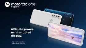 Nuevo Motorola One Fusion+: cámara motorizada y gran batería