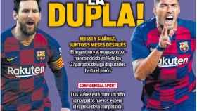 Portada Sport (09/06/20)