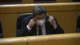José Luis Escrivá, ministro de Migraciones, Seguridad Social e Inclusión.