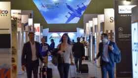 Celebración del evento Aerospace and Defense Meetings Sevilla