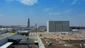 Imagen de la planta de Ford en Almussafes (Valencia).