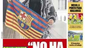 Portada Mundo Deportivo (03/06/20)