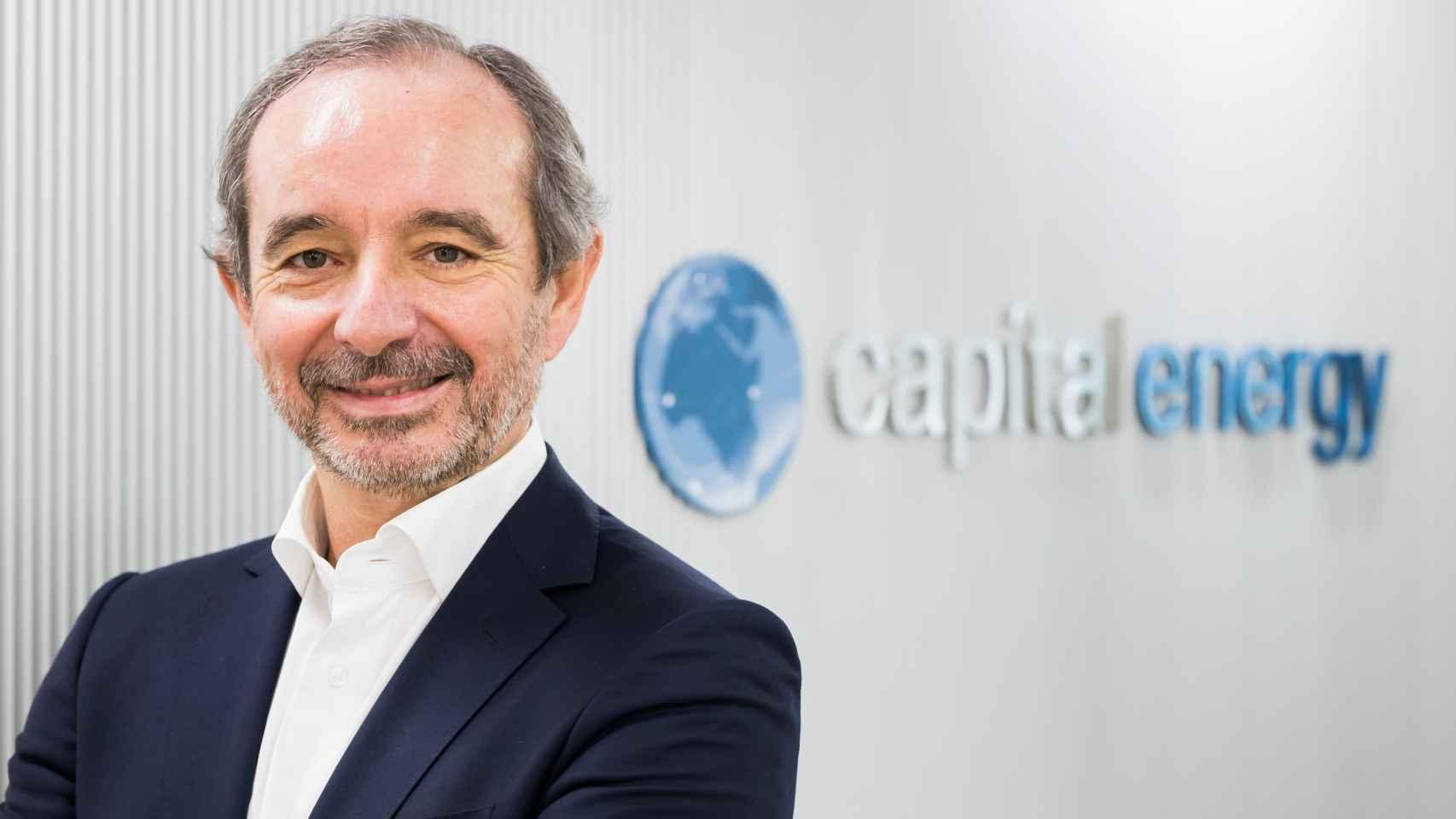 Francisco Clemente, nuevo director general corporativo de Capital Energy.