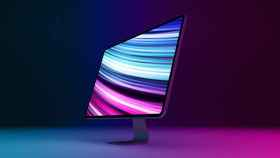 Posible diseño del nuevo iMac