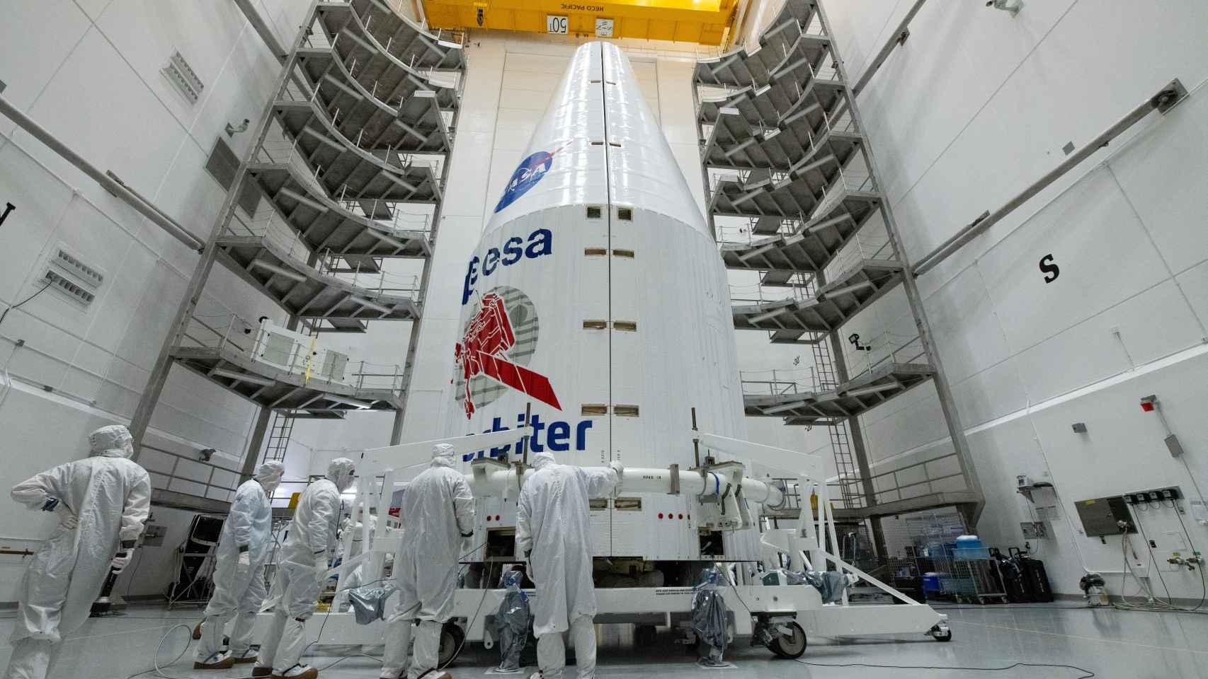 Solar Orbiter de la ESA