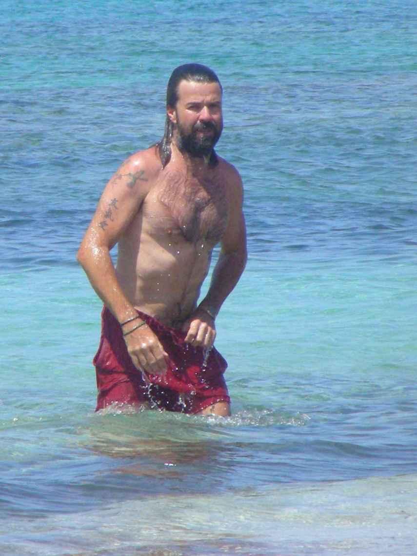 Pau adoraba Formentera y disfrutar del mar, donde tantas veces surfeó.