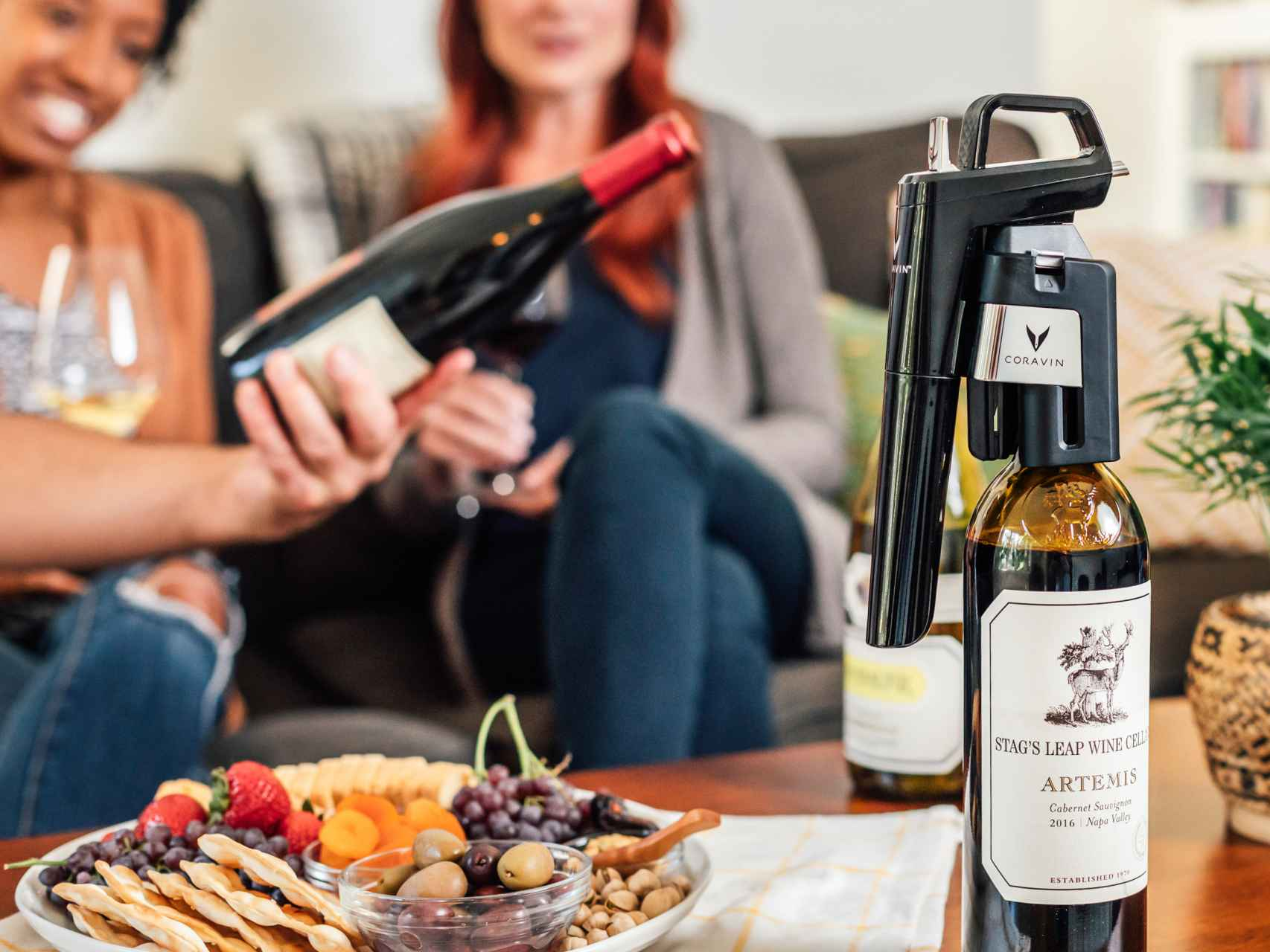 El vino que quieras, cuando quieras.