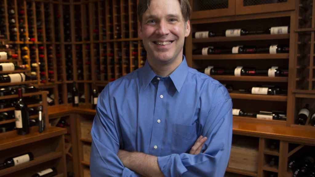 Greg Lambrecht, inventor y fundador de Coravin.