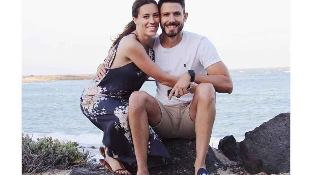 Carola Escámez y Roberto Martín.