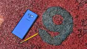 El Galaxy Note 9 se actualiza con las novedades de los Galaxy S20