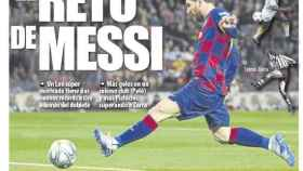 Portada Mundo Deportivo (11/06/20)